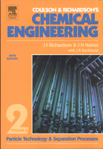 CHEMICAL ENGINEERING VOL 2 5/ED