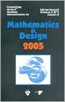 MATHEMATICS & DESIGN 2005 Journal